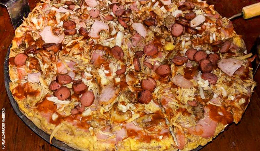 Clandestine Pizza