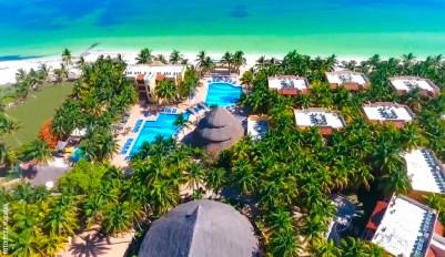 Hotel-Reef-Yucatan-Telchac-Puerto-vista-aerea-mar-by-Reef-Yucatan