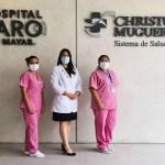 Calidez en el Hospital Faro del Mayab