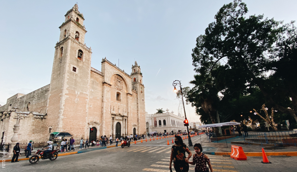 Revisiting El Centro Histórico