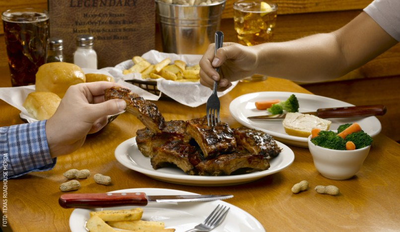 ribs imagen airport by texas roadhouse merida