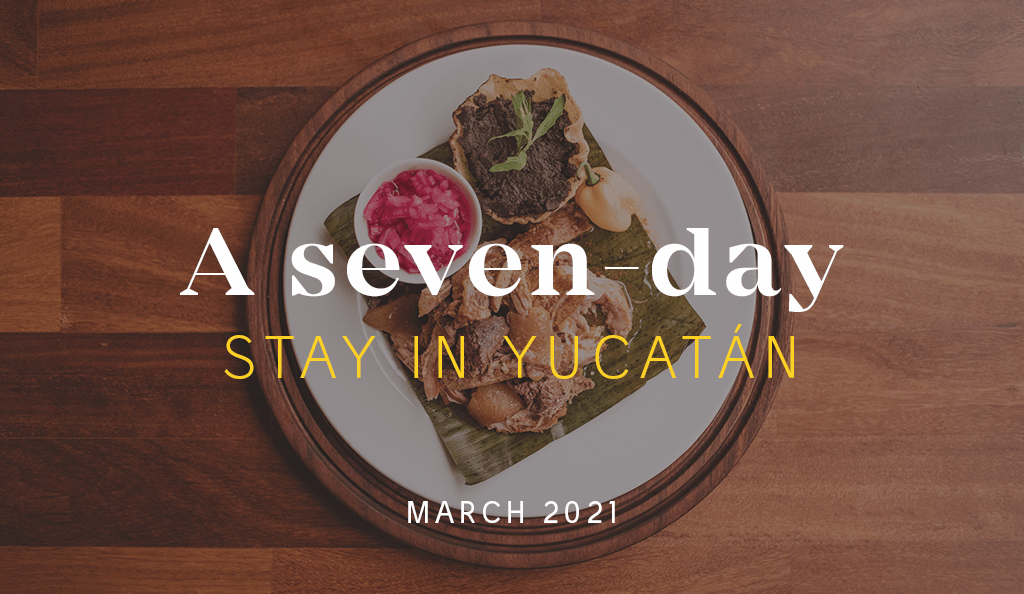 Seven-Day Stay: March 2021