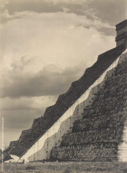 Laura Gilpin Chichén Itzá by Laura Gilpin