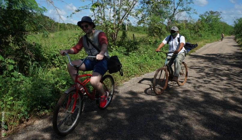 milpa bicicleta Ek Balam by Coox Mayab (86)