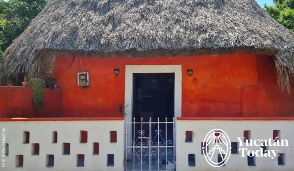 Casa taller Doña Micaela Maní by Olivia Camarena Cervera 20210504_104832