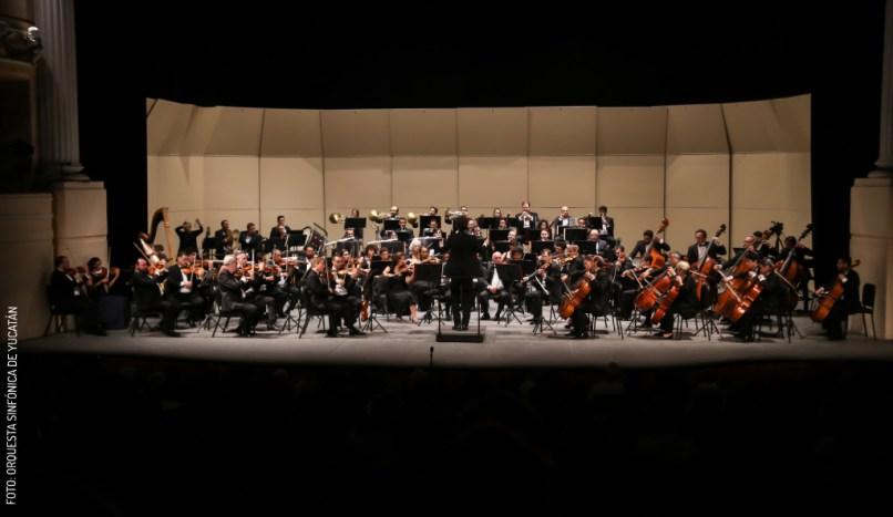 Orquesta Sinfónica de Yucatán by Orquesta Sinfónica de Yucatán foto OSY seleccion IMG_7637
