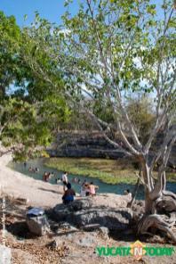 dzibilchaltun-cenote-xlacah