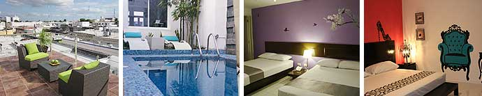Hotel Eclipse Merida