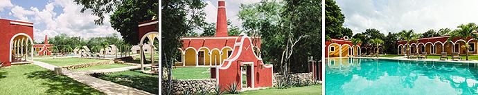 Hotel Hacienda Ticum
