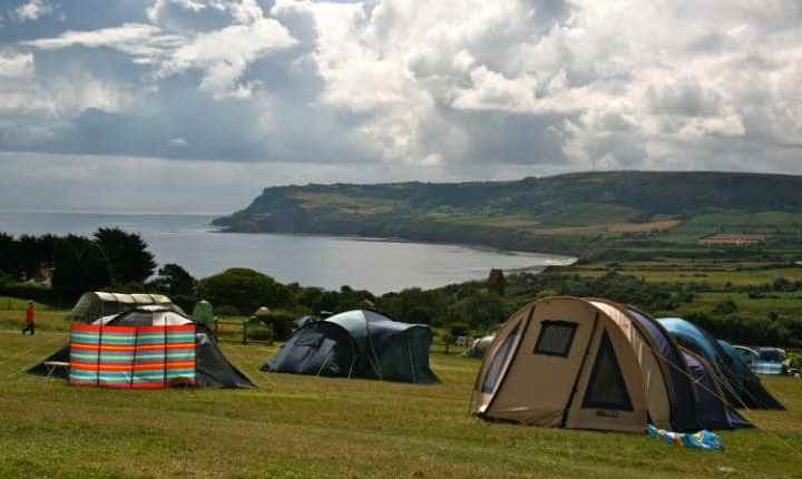 Camping Holidays in the UK – Three Locations that Kids will Love