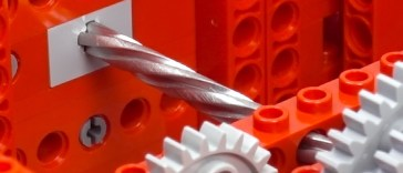 LEGO vs STEEL