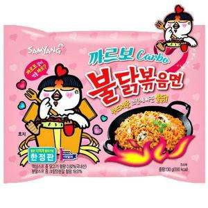 Samyang - Carbo Hot Chicken Flavored Ramen Noodles