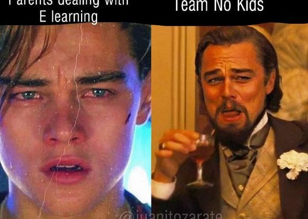 Parents Dealing with E-Learning v. Team No Kids