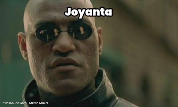 Joyanta