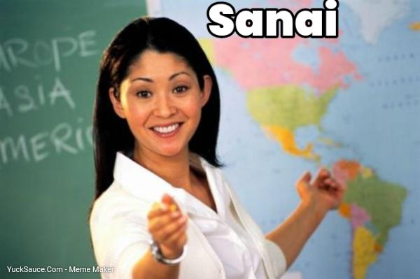 Sanai