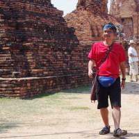 (Jangan) Naik Sepeda Keliling Ayutthaya