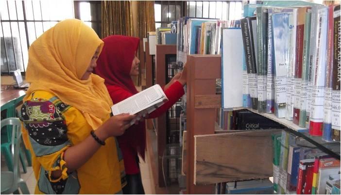 Perpustakaan Yudharta Dapat Hibah Dari PNRI