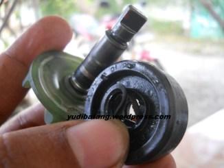 penyebab seal water pump jebol
