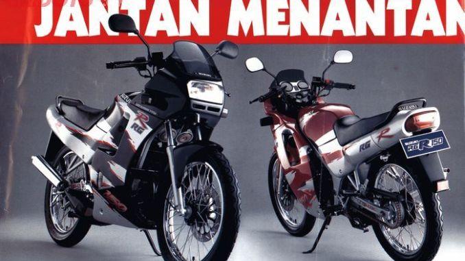 iklan sepeda motor suzuki