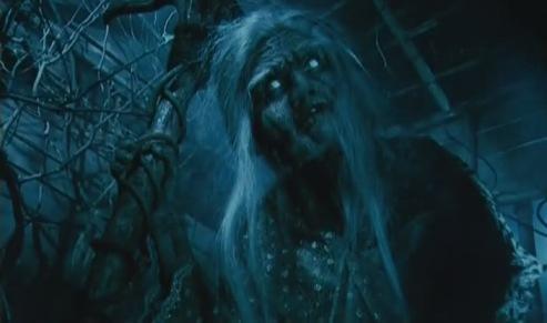 ketemu hantu nenek berjarik