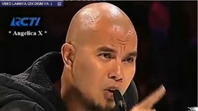 audisi x factor 2015 ahmad dani
