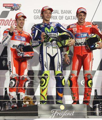 MotoGP-2015-Rnd1-Qatar-Podium