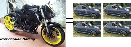 motor dan motuba