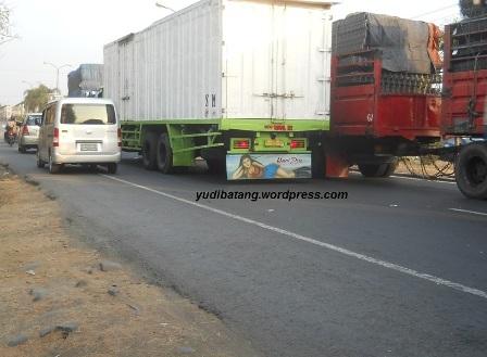 tulisan dibak truk 3