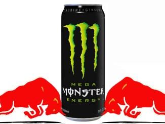 RedBull vs Monster