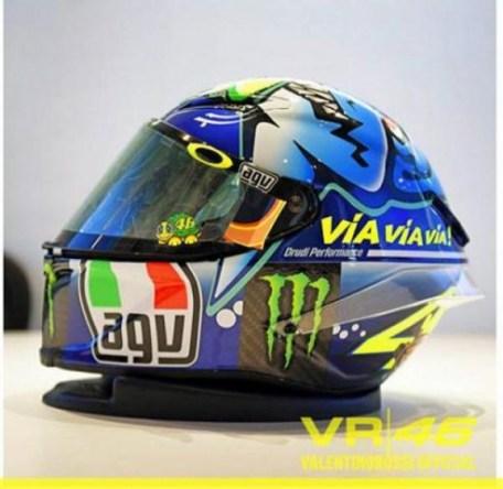 Helm Rossi Misano 2015