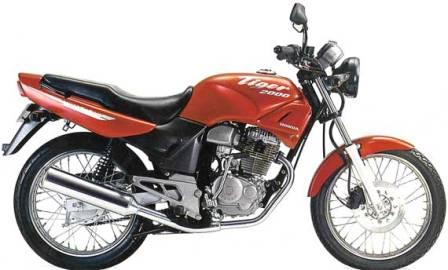Honda tiger generasi pertama