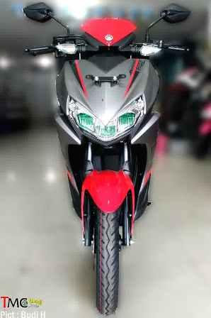 Yamaha Aerox-125-grey-1
