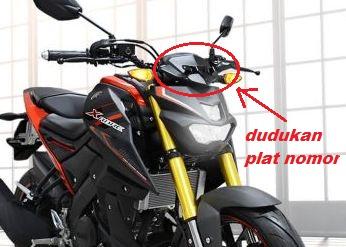 Yamaha Xabre 3