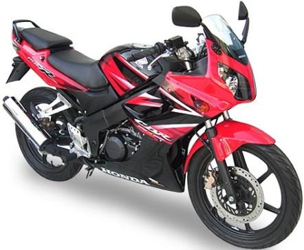 Honda CBR150R old