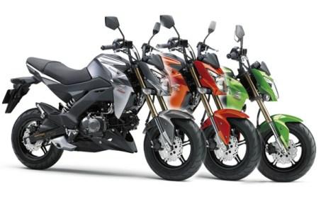 Kawasaki-Z125