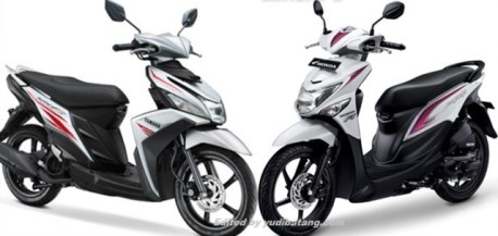 Yamaha Mio Z vs Honda Beat Pop