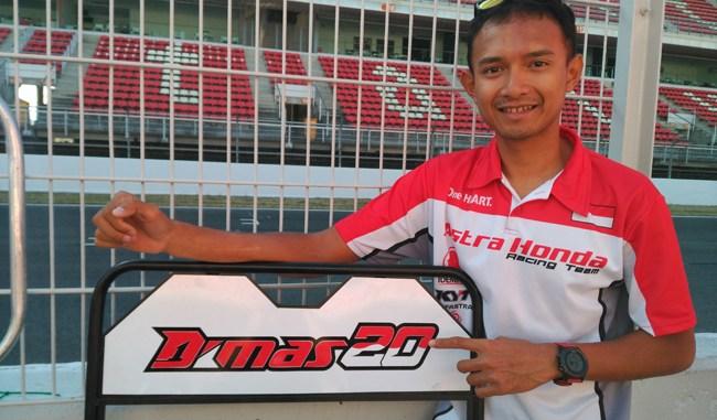 Profile Dimas Ekky Pratama