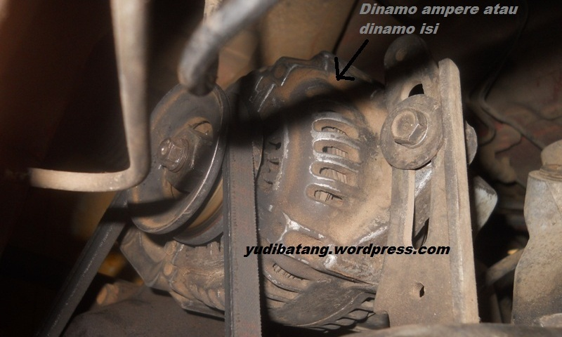 Biaya servis Dinamo ampere atau alternator Motuba Daihatsu Charade