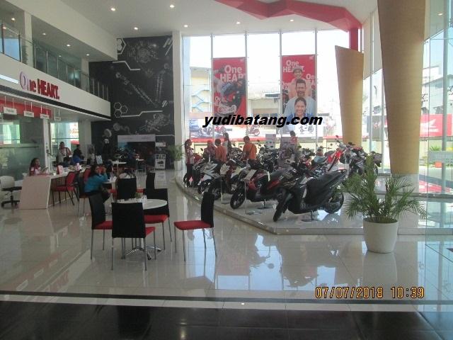 Dealer Honda terbesar