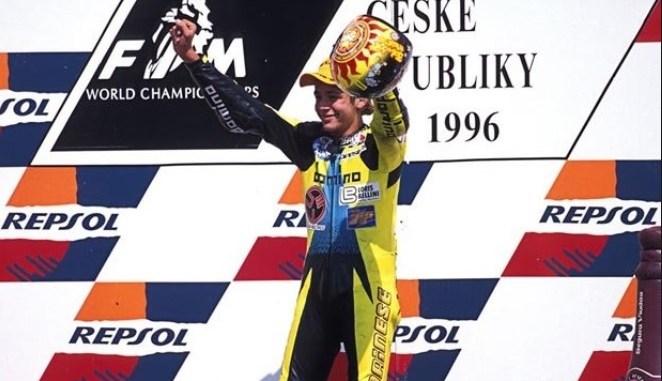 Rossi sudah mendekati 6000 poin