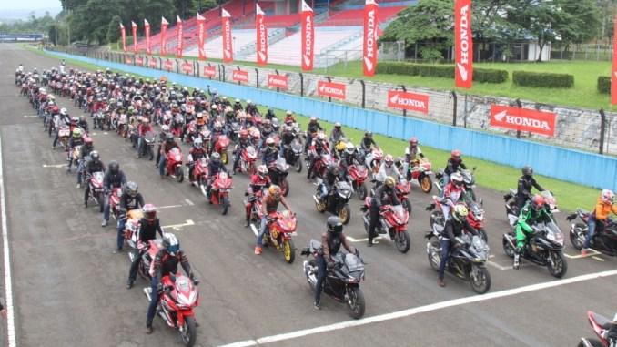 Indonesia CBR Race Day 2018