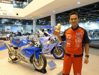 Teknisi Yamaha Indonesia Raih Prestasi