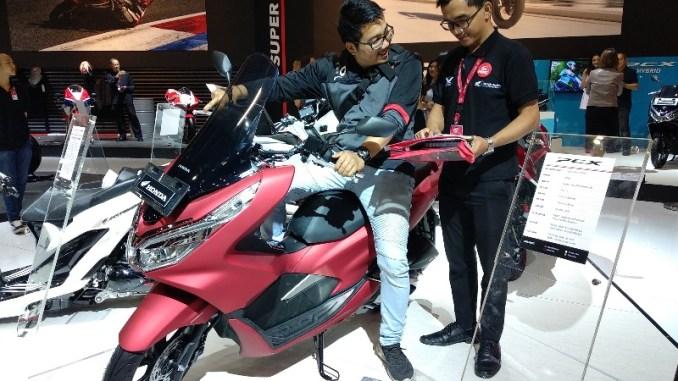 Motor Terlaris Honda IMOS 2018