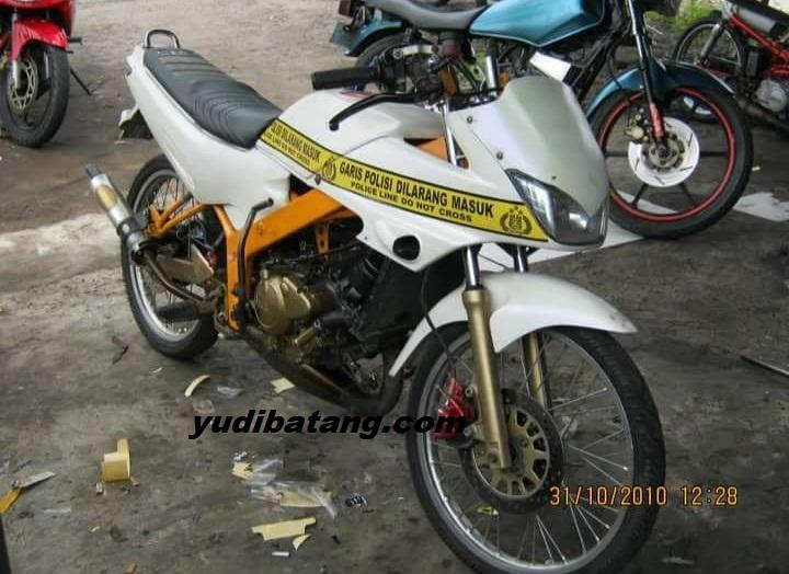 Yamaha Touch,.. pernah berjaya dikancah balap drag liar!!