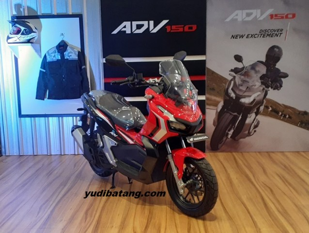 Honda ADV150 dinobatkan Motorcycle of the year 2019