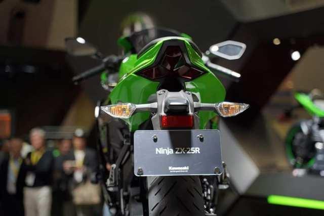 ninja250 4 silinder
