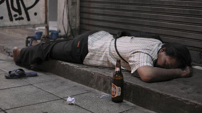 pemotor mabok