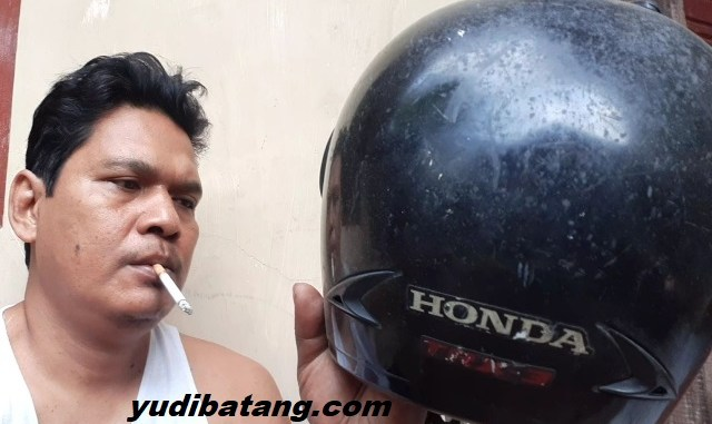 Helm anti maling