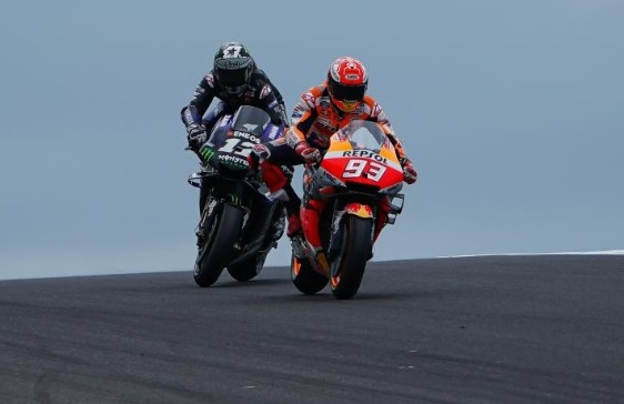 persaingan honda vs yamaha di motogp