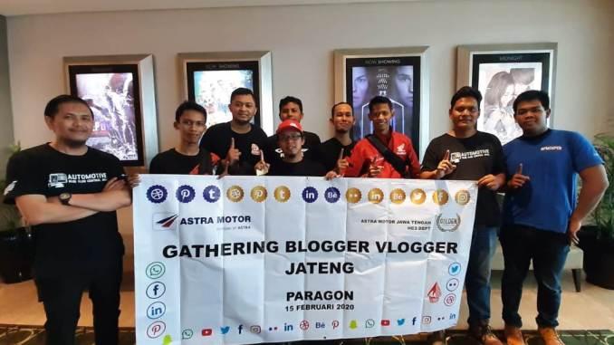 gathering asik blogger vloger jateng